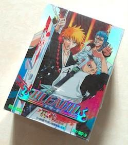 BLEACH ブリーチ 完全版 全366話+劇場版 DVD-BOX 全巻