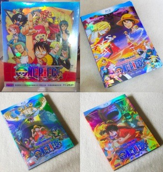ONE PIECE ワンピース 第1-874話+劇場版+OVA [豪華版] DVD-BOX 全巻 95枚組