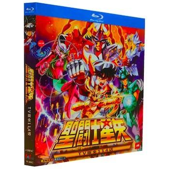 聖闘士星矢 全114話 Blu-ray BOX 全巻