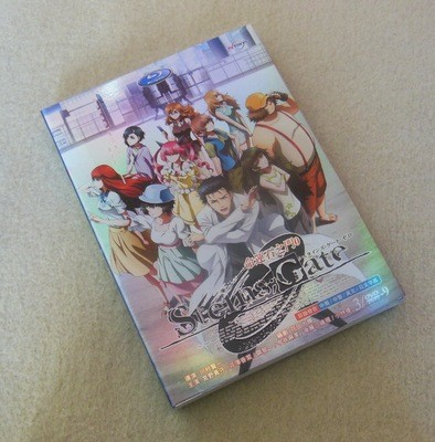 STEINS;GATE 0 シュタインズ・ゲート ゼロ DVD-BOX 全巻