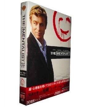 THE MENTALIST/メンタリスト <ファースト・シーズン> コンプリート・ボックス (12枚組) [DVD]