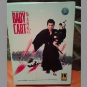 Lone Wolf & Cub: Baby Cart 子連れ狼 若山富三郎版 時代劇映画 DVD-BOX 全巻