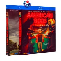 American Gods アメリカン・ゴッズ シーズン1+2 BD-BOX [Blu-ray] 全巻