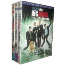 ビッグバン★セオリー シーズン1+2+3+4 DVD-BOX コンプリート・ボックス (22枚組)