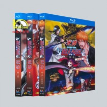 BLEACH ブリーチ 全366話+劇場版+OVA 全巻 Blu-ray BOX