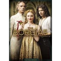 ボルジア家 愛と欲望の教皇一族 ファイナル・シーズン(5枚組) DVD-BOX