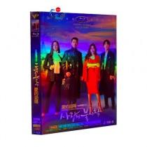 韓国ドラマ 愛の不時着 (ヒョンビン主演) DVD-BOX