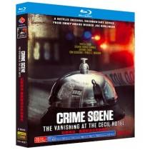 Crime Scene: The Vanishing at the Cecil Hotel 事件現場から: セシルホテル失踪事件 Blu-ray BOX