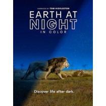 Earth at Night in Color カラーで見る夜の世界 Season 1+2 全巻 Blu-ray BOX