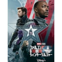 The Falcon and Winter Soldier ファルコン&ウィンター・ソルジャー Blu-ray BOX