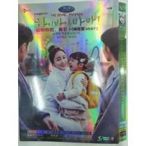 韓国ドラマ Hi bye, Mama! ハイバイ、ママ! DVD-BOX