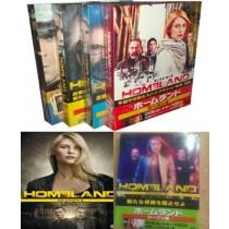 HOMELAND/ホームランド シーズン1+2+3+4+5+6 豪華版 DVDコレクターズBOX 全巻