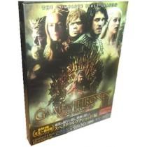 ゲーム・オブ・スローンズ 第一章: 七王国戦記 DVD コンプリート・ボックス (6枚組)