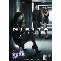 NIKITA / ニキータ DVD-BOX シーズン1-4 コンプリート・ボックス(32枚組)[DVD]