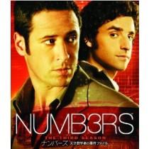 ナンバーズ 天才数学者の事件ファイル DVD-BOX シーズン1-3
