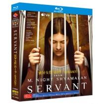 Servant サーヴァント ターナー家の子守 シーズン2 Blu-ray BOX