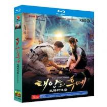太陽の末裔 Love Under The Sun (ソン・ジュンギ、ソン・へギョ主演) Blu-ray SET 全巻