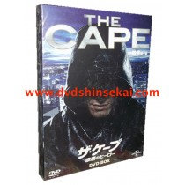 ザ・ケープ 漆黒のヒーロー DVD-BOX 5枚組