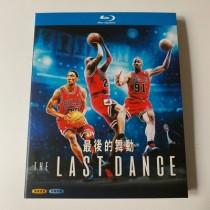 Michael Jordan The Last Dance マイケル・ジョーダン ザ・ラストダンス 全巻 Blu-ray BOX