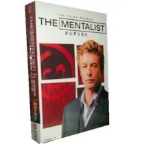 THE MENTALIST/メンタリスト  コンプリート・ボックス (12枚組) [DVD]