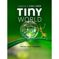 Tiny World 小さな世界 Season 1+2 全巻 Blu-ray BOX
