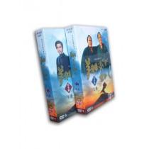 西田敏行主演 NHK大河ドラマ 翔ぶが如く 完全版 第壱集+第弐集 全48話 DVD-BOX 全巻