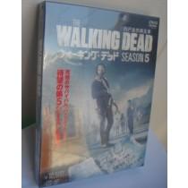 ウォーキング・デッド シーズン5 DVD-BOX 完全版8枚組